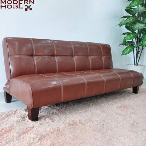 Sofa Bed Simily Nâu 1800