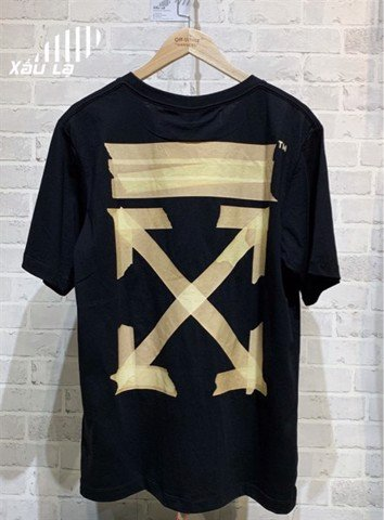 Off-White TAPE ARROWS 2020 T-SHIRT (1:1)
