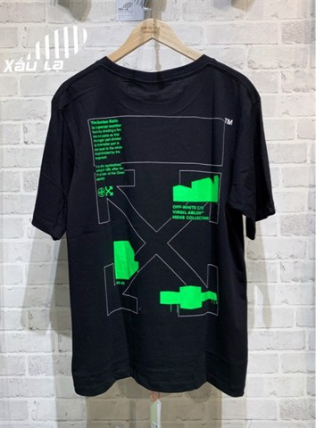 Off-White Arch Shapes t-shirt (1:1)