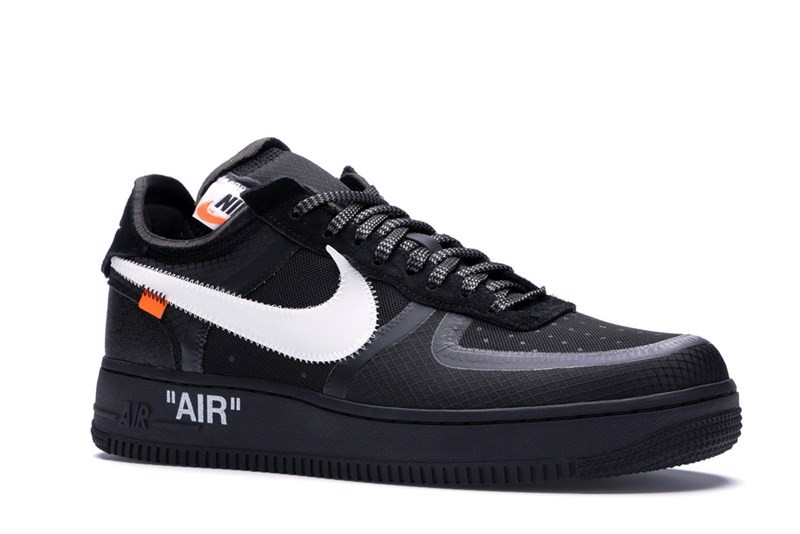 Air Force 1 Low Off-White Black White(1:1)