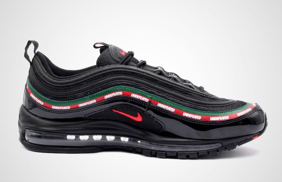 THE UNDEFEATED X NIKE AIR MAX 97 black