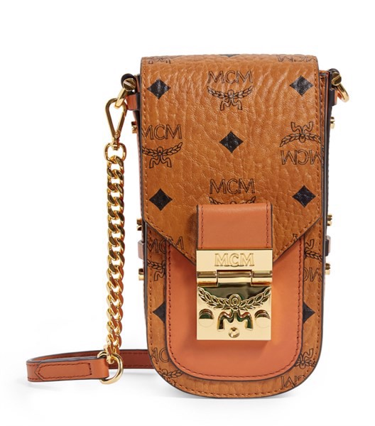 MCM Patricia Crossbody in Visetos (mini)