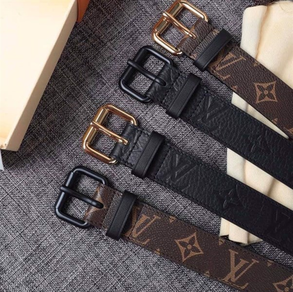 Belt Canvas monogram LV (best)