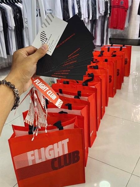 FLIGHT CLUB BAG