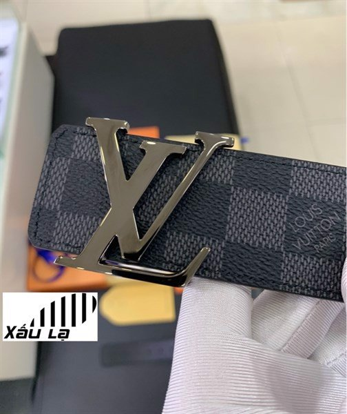 LV INITIALES 40MM REVERSIBLE BELT