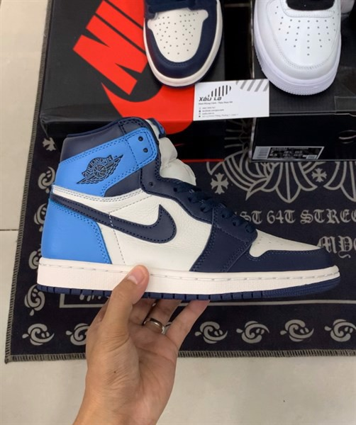 Jordan 1 Retro High Obsidian UNC (PK)