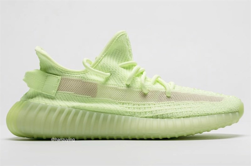 ADIDAS YEEZY BOOST 350 V2 GLOW IN THE DARK (PK)