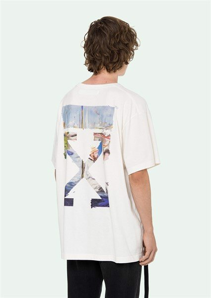 OFF WHITE MULTICOLOR ARROWS S/S T-SHIRT 1:1