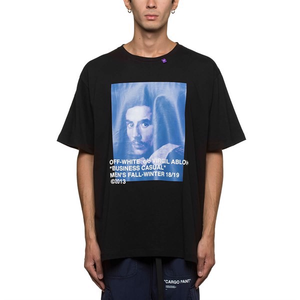 OFF-WHITE BERNINI T-SHIRT (1:1)