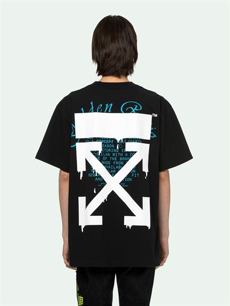 OFF-WHITE DRIPPING ARROWS S/S T-SHIRT T-Shirt (1:1)