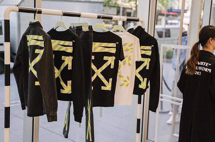 Off-White Melbourne & Sydney 1st Anniversary (1:1)