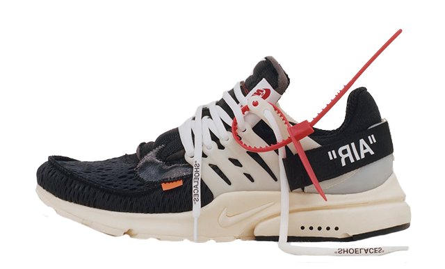 OFF-WHITE x Nike Air Presto Black White (PK)