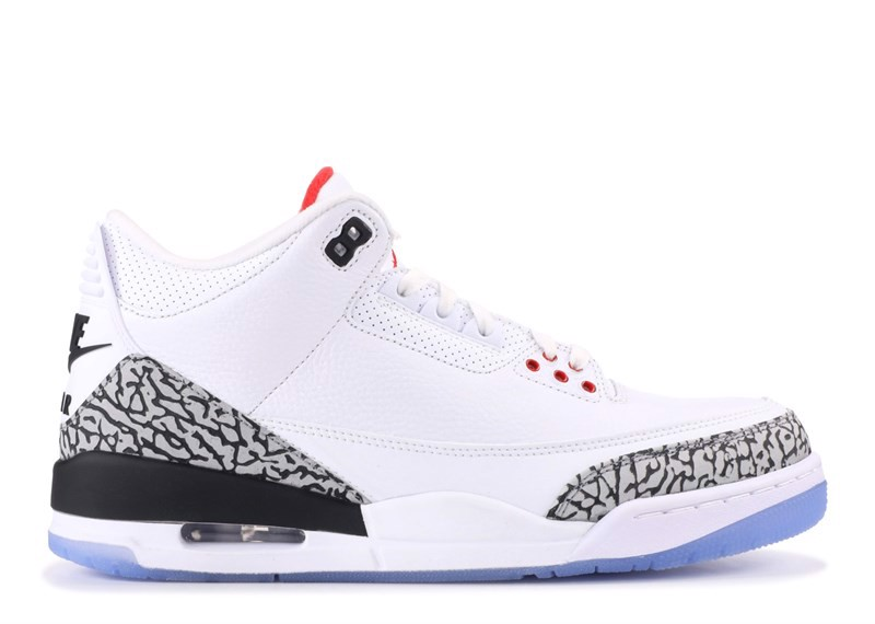 Air Jordan 3 White Cement NRG (1:1)