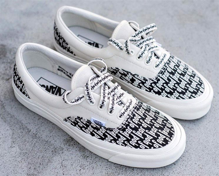 Fear Of God x Vans 2017