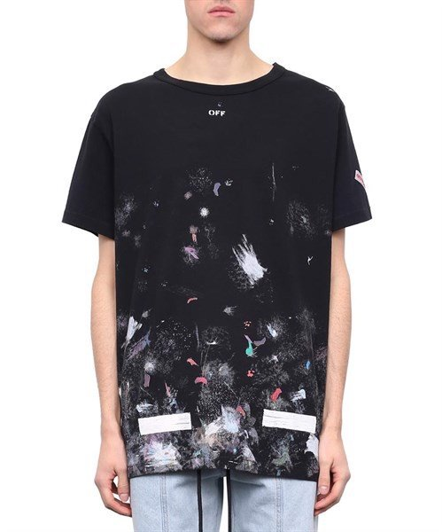 Off-White 2017ss Galaxy T-shirt