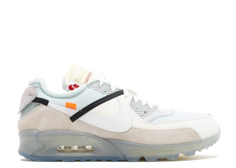 THE 10: NIKE AIR MAX 90 ''OFF-WHITE'' (1:1)