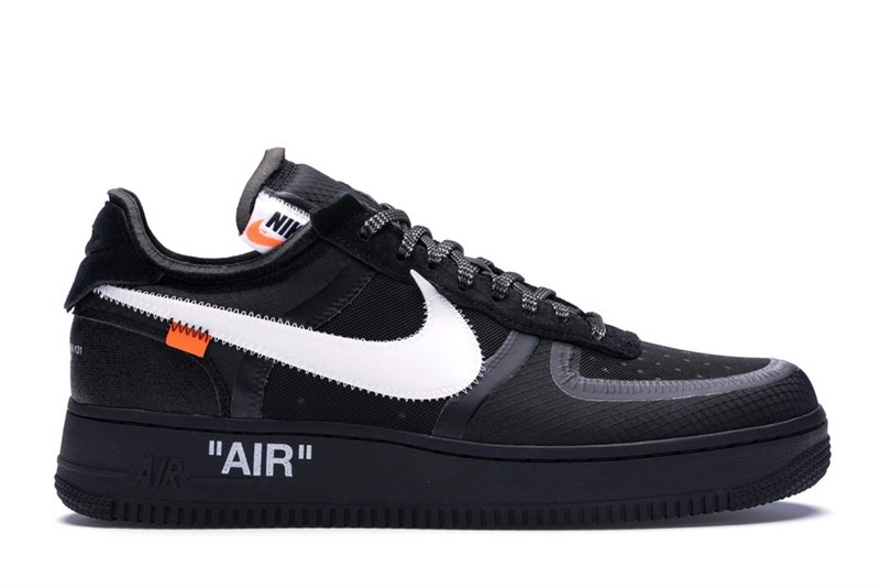 Air Force 1 Low Off-White Black White (PK)