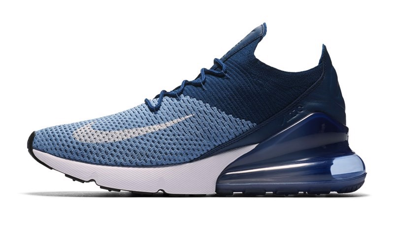 Nike Air Max 270 Flyknit Work Blue (1:1)