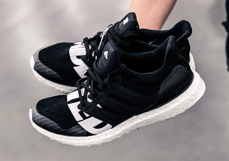 UNDEFEATED x adidas Ultra Boost Black (1:1)