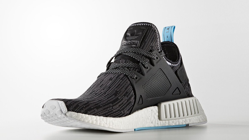 Adidas NMD_XR1 ''Black/Bright Blue''(1:1)