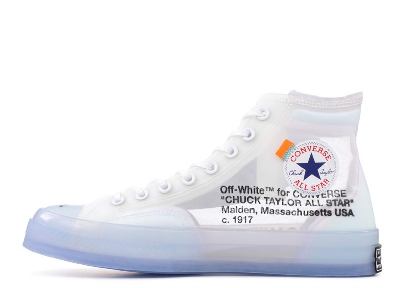 OFF WHITE THE 10: CTAS 70 HI ''OFF-WHITE'' (1:1)