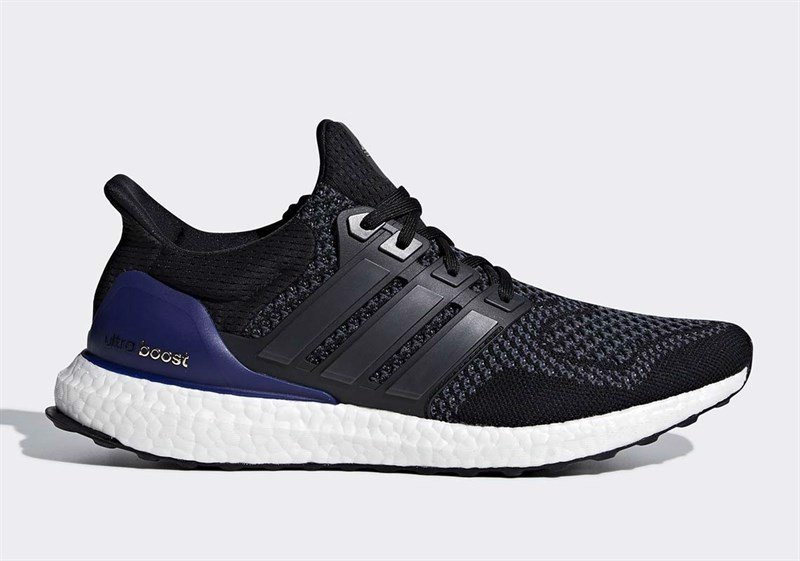 ULTRA BOOST 1.0 BLACK/PURPLE (1:1)