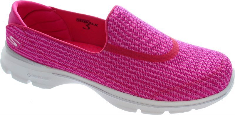 SKETCHER GO WALK 3 PINK