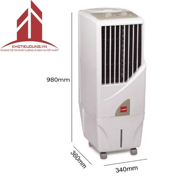 Máy làm mát Air Cooler CELLO Tower 25 +
