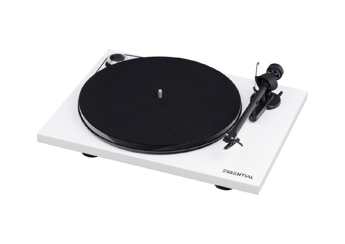 Pro-Ject Audio Essential III Turntable