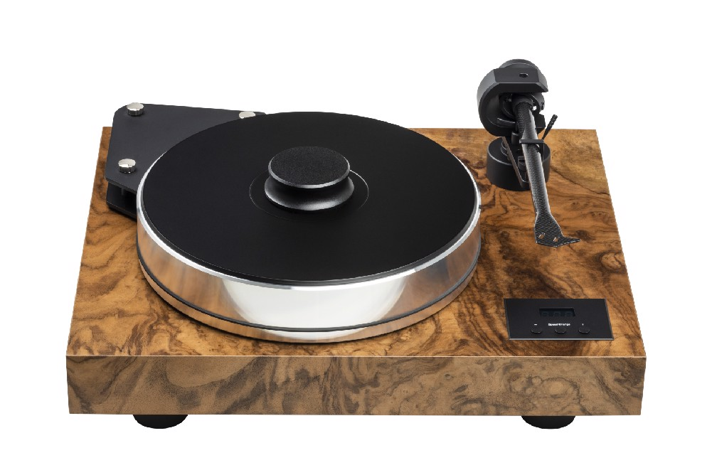 Pro-Ject Audio Xtension 10 Walnut Blur Turntable