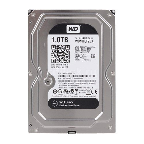 Western Digital WD 1TB Black WD1003FZEX