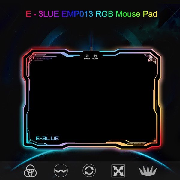 EBlue EMP013 - RGB Mousepad