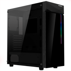 Case GIGABYTE C200 Glass (Digital RGB)