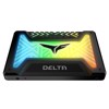 SSD Team Delta RGB 250GB Black/White 2.5