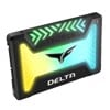 SSD Team Delta RGB 250GB Black 2.5