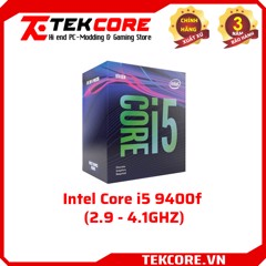 CPU Intel Core i5 9400F (9MB Cache, 2.9 - 4.1 GHz) - Socket 1151v2 (No iGPU)