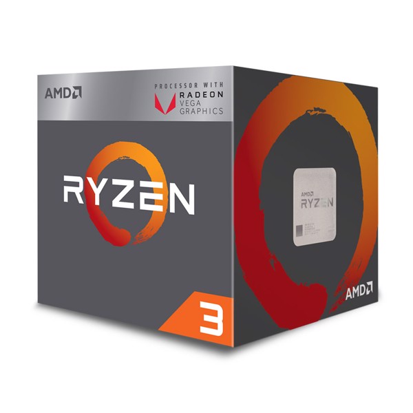 AMD Ryzen 3 2200G 3.5GHz (3.7 GHz Turbo) Socket AM4