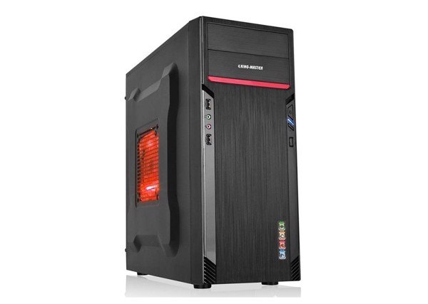 Thùng Máy King Master D374 Mini Tower Case