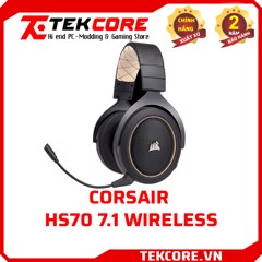 Tai nghe Corsair HS70 7.1 Wireless