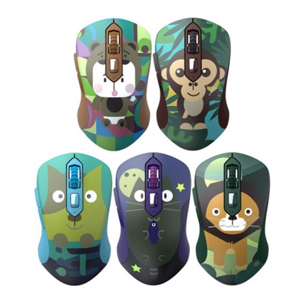 DareU LM115G - Animals - Wireless mouse