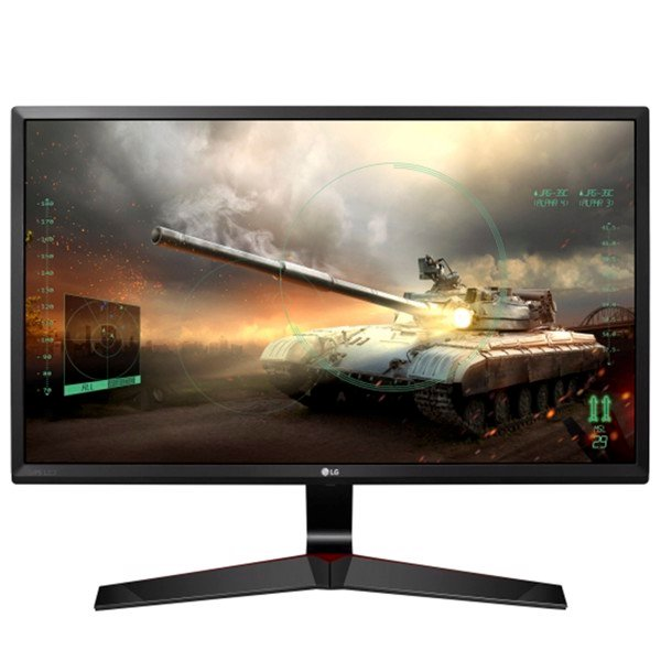 LCD LG 24MP59-G IPS 75Hz Freesync Support