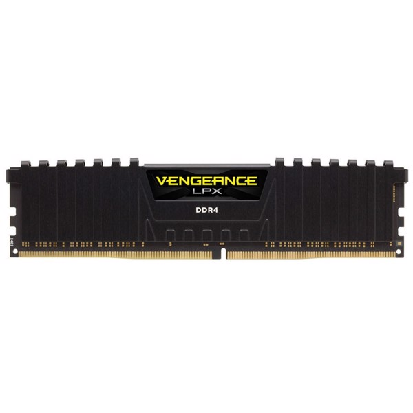 Ram Corsair DDR4 Vengeance 16Gb (2X8GB) 2666 C16 Black