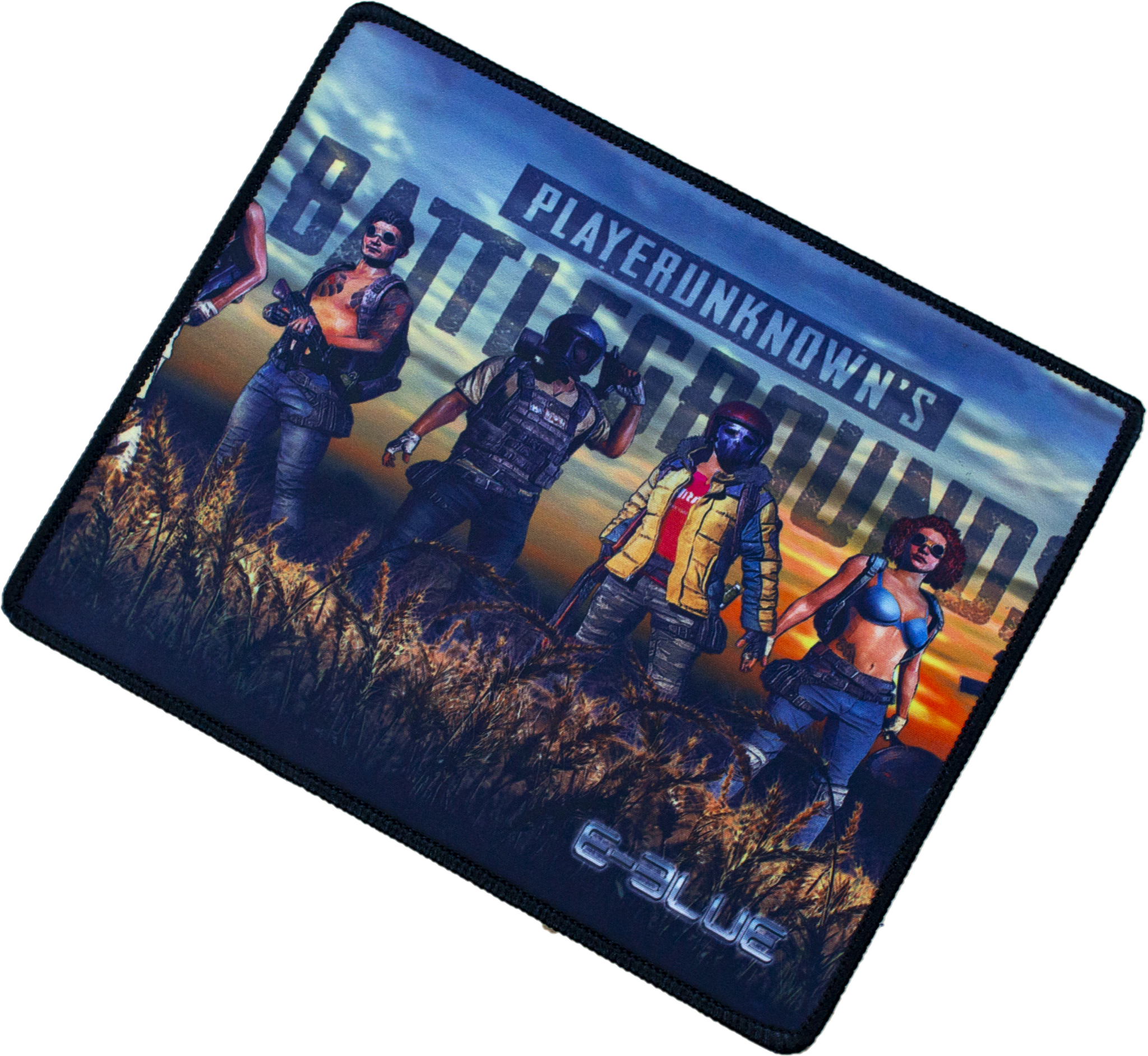 Mousepad EBlue XMP102 PUBG Size 250x200x3 mm