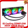 ID Cooling Zoomflow 360X ARGB Black