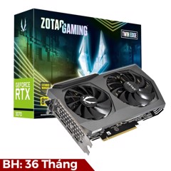 VGA ZOTAC GAMING GeForce RTX 3070 Twin Edge