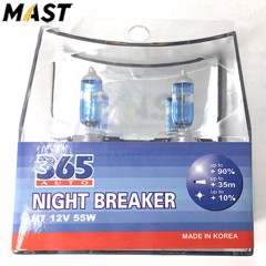 Bóng H7 12V 55W(E1) (NIGHT BRAKER)