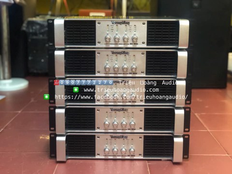 Đẩy Main YoungKing Audio MK-9600 in Korea 4 Kênh