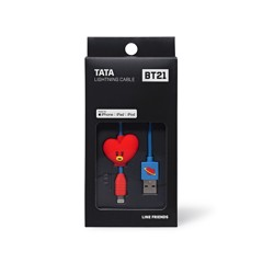 bt21 official charger cable tata