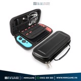 Hộp đựng Suitcase Carbon Nintendo Switch - Iplay
