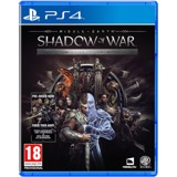 492 - Middle-Earth: Shadow Of War Silver Edition
